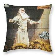 Daniel: Film, 1913 Throw Pillow