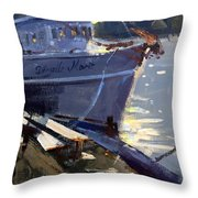Danielle Marie Throw Pillow