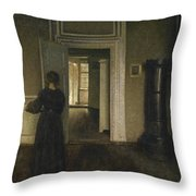 Danish  Throw Pillow
