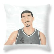 Danny Green Throw Pillow