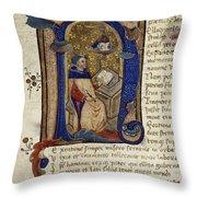 Dante: Divine Comedy Throw Pillow
