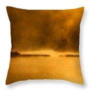 Dantes Lake #2 Throw Pillow