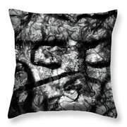 Daphne Sacrifice Throw Pillow