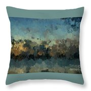 Dark And Moody Throw Pillow