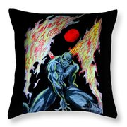 Dark Angel #2 Throw Pillow