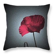 Dark Remembrance Throw Pillow