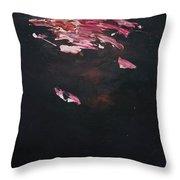 Dark Serie, IIi Throw Pillow by Daniel Hannih