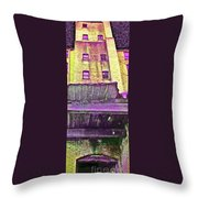 Dark Tower Throw Pillow