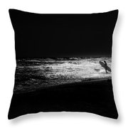 Darkest Hour  Throw Pillow