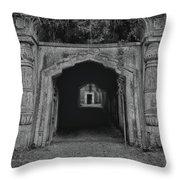 Darkness Throw Pillow