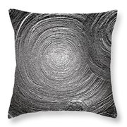 Darkness Without End Throw Pillow