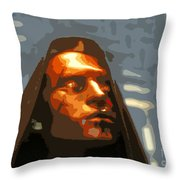 Darth Maul Throw Pillow
