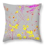 Dasi Throw Pillow by Eikoni Images