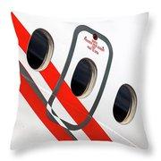 Dassault Falcon 900ex 1 Throw Pillow