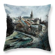 Daverdisse 78 Throw Pillow