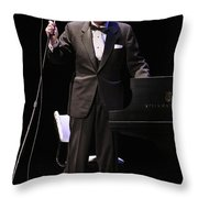 David Brubeck Throw Pillow