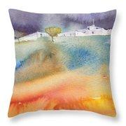 Dawn 15 Throw Pillow