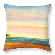 Dawn 19 Throw Pillow