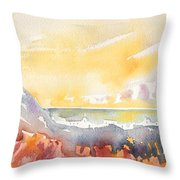 Dawn 21 Throw Pillow
