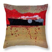 Dawn Ascension Throw Pillow