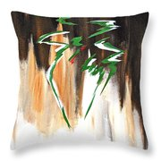 Dawn Of An New Day Throw Pillow