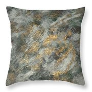 Dawn Of The Bronze Age Throw Pillow