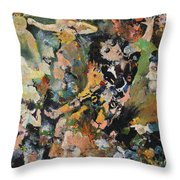 Dawned Upon Throw Pillow