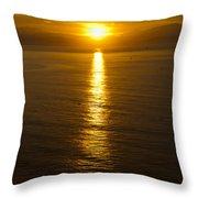 Dawns Beacon Throw Pillow