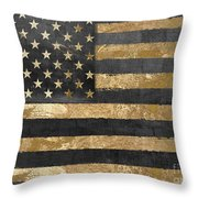 Dawn's Early Light Throw Pillow by Mindy Sommers