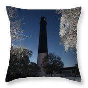 Dawns Passion Throw Pillow