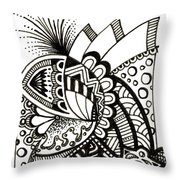 Day 14 - Costume Party Throw Pillow
