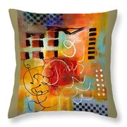 Day 3...30 In 30 Challenge Throw Pillow