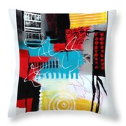 Day 7...30 In 30 Challenge  Throw Pillow