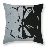 Day And Night II Throw Pillow