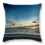 Day Breaker Throw Pillow by Eric Christopher Jackson