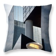 Day Light Throw Pillow by Dave Bowman