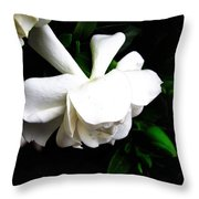 Day Lillie  Throw Pillow