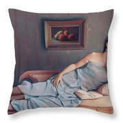 Daydream Believer Throw Pillow by Patrick Anthony Pierson
