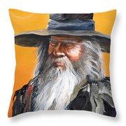 Daydream Wizard Throw Pillow