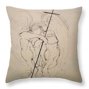 Daydreaming Of The Return To Love Throw Pillow