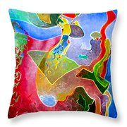 Daydreams Throw Pillow