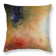 Daylight Throw Pillow by KR Moehr