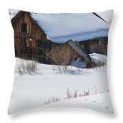 Days Gone By 3 Throw Pillow