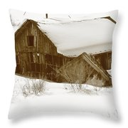 Days Gone By 5 Throw Pillow