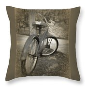 Days Remembered Throw Pillow