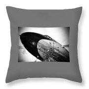 Dc-3 Throw Pillow
