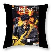 Dc Comic Throw Pillow