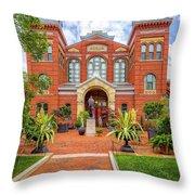 Dc Museum Throw Pillow