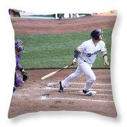Stephen Vogt  Throw Pillow