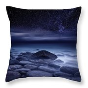 De Profundis Throw Pillow